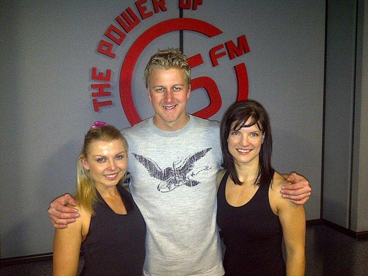 September 2012 - Gareth Cliff @ 5FM