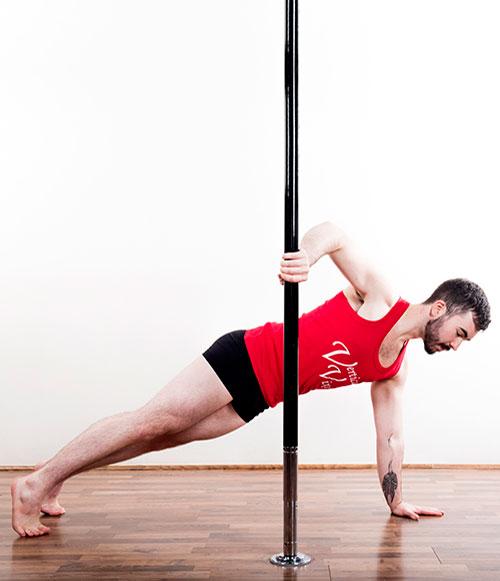 Intermediate Pole Class